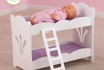 Baby Doll Furniture / by SueEllen Clay