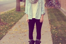 Fall/Winter style  / by Shandee Bryson