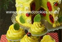 Cool Cakes / by Karyn Loone