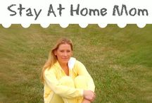 Stay at home mom / by Christine Cananzi Lawson