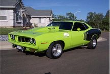Mopar / by Restoration Parts Source