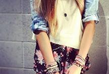 Lemme Get That / Clothes clothes clothes / by Megan Boetto