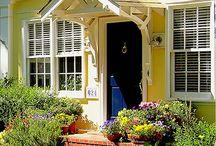 Great exteriors / by Tina Eustace