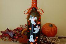 Halloween ideas / by Steph Diettrich