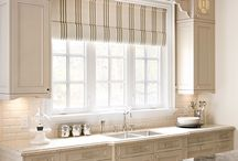 window treatments / by Becky Reed