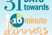 31 Days / by Finding Joy In My Kitchen