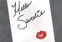 """Hello, Sweetie."" / by Valerie Fesh"