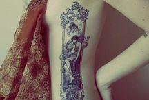 Tattoo ideas / by April Davis