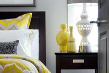 Master bedroom redo / by Jamie Nino