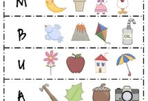 Kindergarten Worksheets and Resources / by Drawp