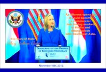 Secretary Of State Clinton / by Dive Buble