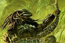 Predator / by Lucas Ramage