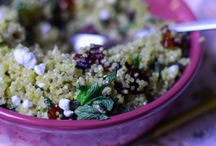 Quinoa Recipes / by SHAPE magazine
