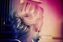 hair flows / by Tiffany Newman
