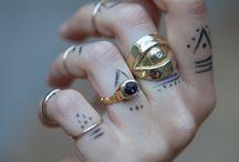 a tattoo / by Violette Tannenbaum