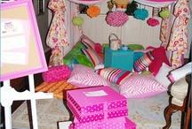 Kids parties / by Paula Fuzeto - Design de Interiores