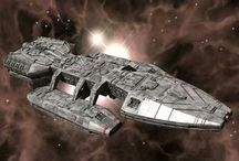 Battlestar Galactica / by Tom Burns