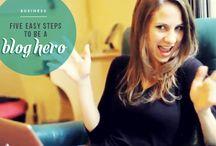 Blog Helps / by Kristen Black