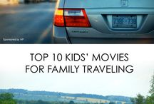 Traveling with kids / Ideas and inspiration for travelling with kids / by Rainy Day Mum