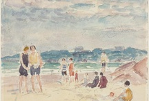 Art Inspired: The Beach / by Cleveland Museum of Art