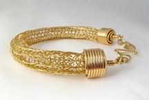 My Jewelry--Knit and Crochet / by Diana Shye