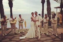 Daisy & Justin / Esperanza Resort, Los Cabos / by David Pressman Events LLC