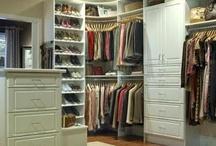 Closet Organization / by Lindsey {Simply Stylish}