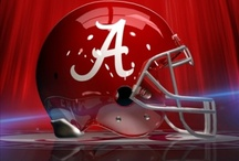 Alabama Football RTR / by David Howton
