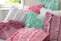 pillow ideas / by Jennifer Hansen