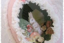 Easter Decor / by Deborah Starks
