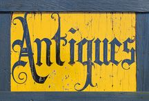 antiques / Pictures of antique furniture,dishes and objects I love. / by Diana Anderson