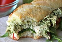 Lunch / Food ideas for mid-day! / by Heather Carlow