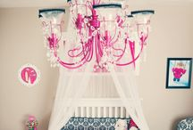 Baby nursery ideas / by Alicia Michelle