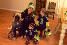 Seahawks & Premera Pin to Win  / by Krista Morehead