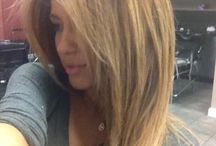 Loven it!!  / Hair and thangs ;)  / by Geneva Brainard