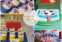 Boys Parties / by By Invitation Only Blog
