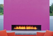 Fireplaces / by Stacey Prince