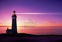 Lighthouses   / by Jill