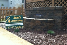 Ponds & Water Gardens Hanover, PA 17331 / by RYAN'S LANDSCAPING