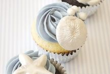 Wedding cupcakes / One of today's wedding trends involves cupcakes. Some of the designs we've pinned are elaborate, but others are budget-friendly. Discussion at http://tinyurl.com/or3k8fr / by Paula Wethington