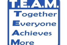 Team building / by Dreaming Blue