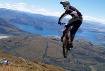 Mountain Biking / by John Steele