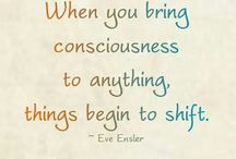Inspirational Thoughts / by Conscious Divas