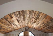 Barn wood old wood ideas / by Lisa Durham