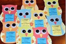 there EVERYWHERE!!!...owls... / by Caroline Ledet