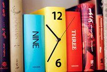 Clocks / by Carol Deaville