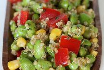 Health kick recipes / by Stephanie Dupler