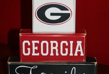 The Dawg House / All things Georgia Bulldogs / by Laura Chapman