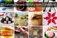 odd recipes that look awesome / by Lisa Bartlett Hall
