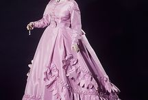 Historical Dresses and Accessories / by Julie Hudson Davis